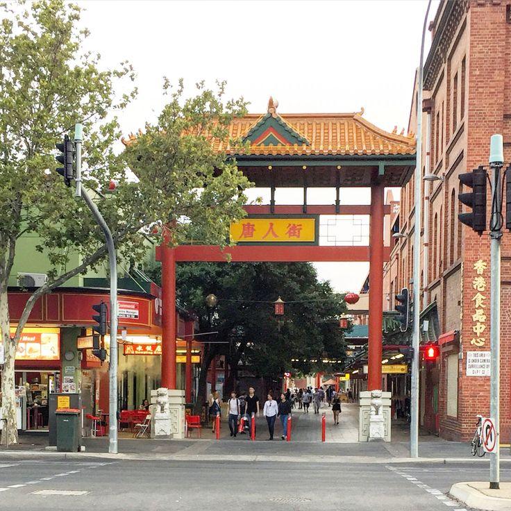 Chinatown Adelaide CBD