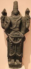 Vishnu (Pallava Dynasty)