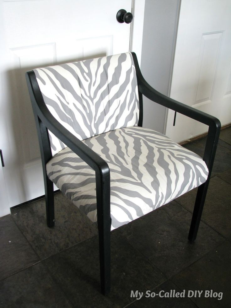 I got two of these chairs from the Restore a few years ago.      I painted and recovered one of them.     I liked it better, but it was s...