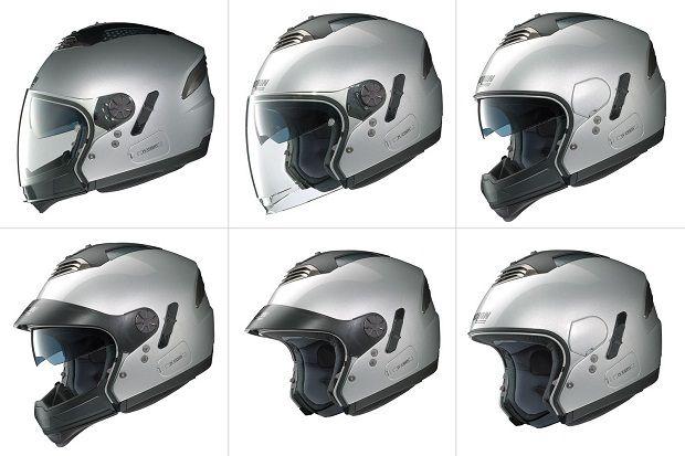 DIY Replacing Visor on the Flip-Up Nolan Helmet   Motorcycle and ...