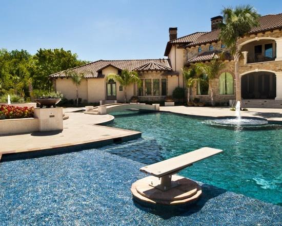 101 besten sick swimming pools bilder auf pinterest for Pool design 101