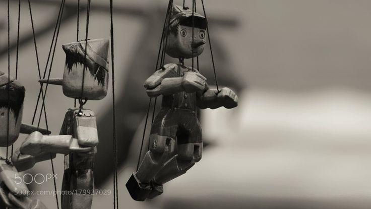 Le bugie hanno le gambe corte...e il naso lungo. by MirellaMurino