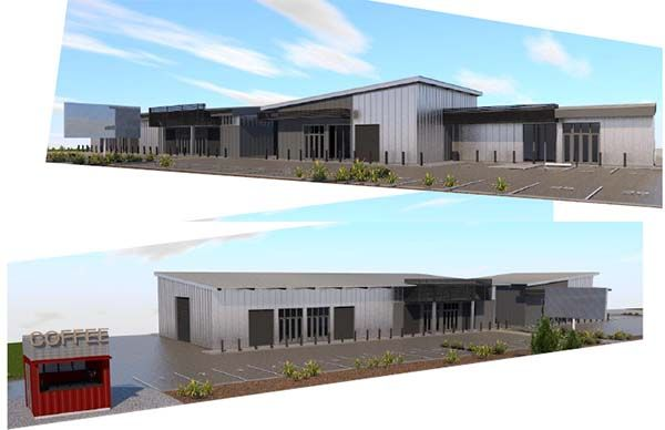 A fantastic commercial project in Wamuran!