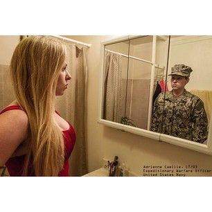 These Powerful Photos Will Change The Way You See Soldiers In Uniform