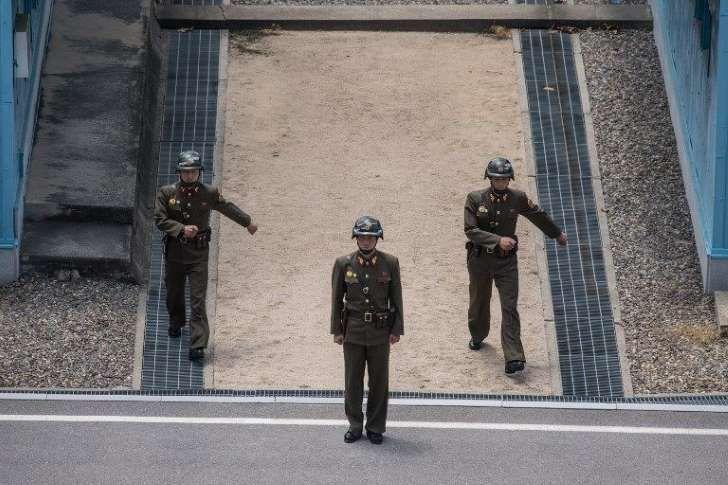 Korea Płn.: Kolejny żołnierz uciekł z kraju