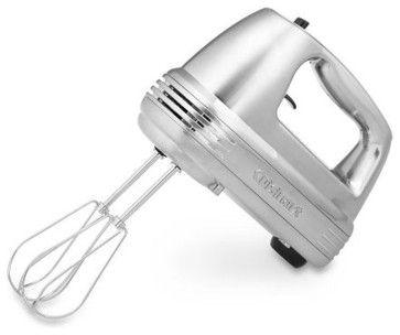 Cuisinart 9-Speed Hand Mixer contemporary small kitchen appliances