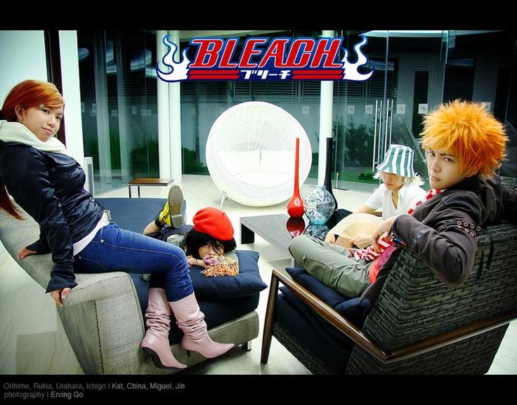 """Asterisk""  Behind Infinity team recreating the anime Bleach"