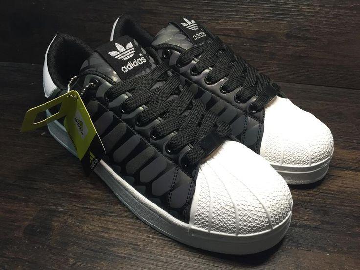阿迪达斯 adidas 贝壳头 变色龙 36-44