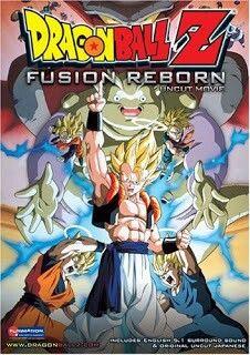 Dragon ball z - Fusion Reborn