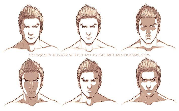 facial lighting
