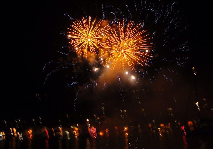 #Lipari Fuochi d'Artificio
