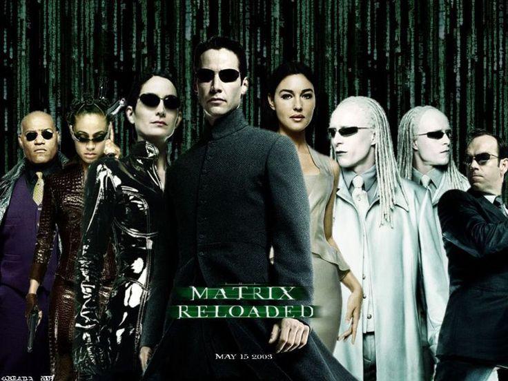 The Matrix Reloaded: Movies Fav, Favorite Moviestv, Favourit Film, Matrix Trilogy, Movies Collection, Matrix Reloading, Fav Movies, Favorite Film, Matrix Movies