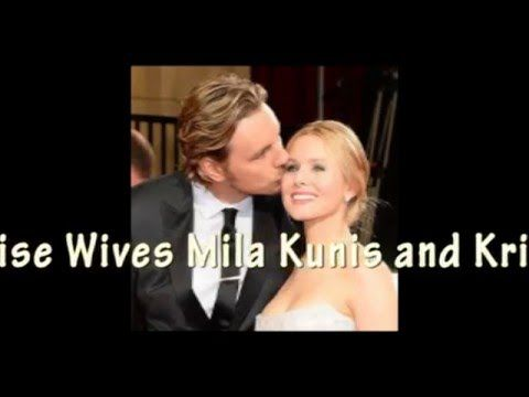 Ashton Kutcher and Dax Shepard Surprise Wives Mila Kunis and Kristen Bel...