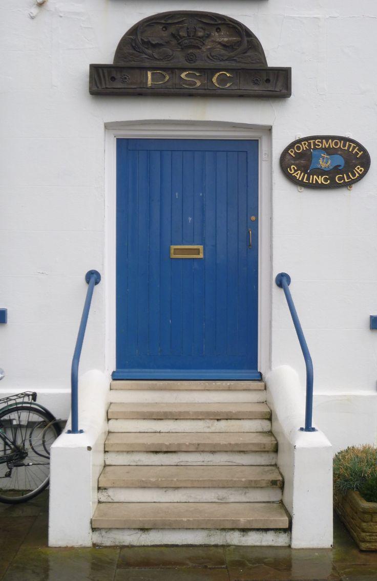 Portsmouth Door 2