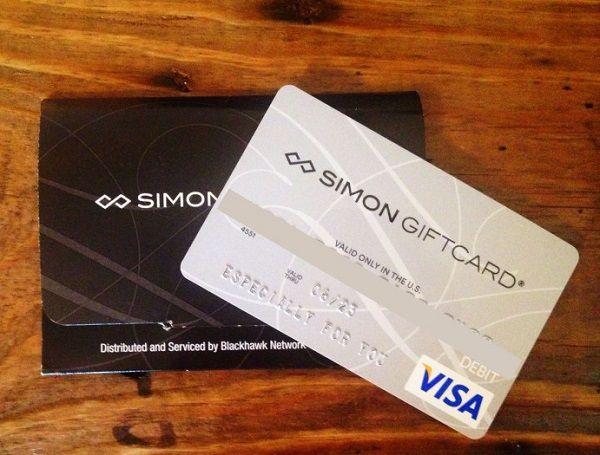 Win a $10,000 Simon Gift Card
