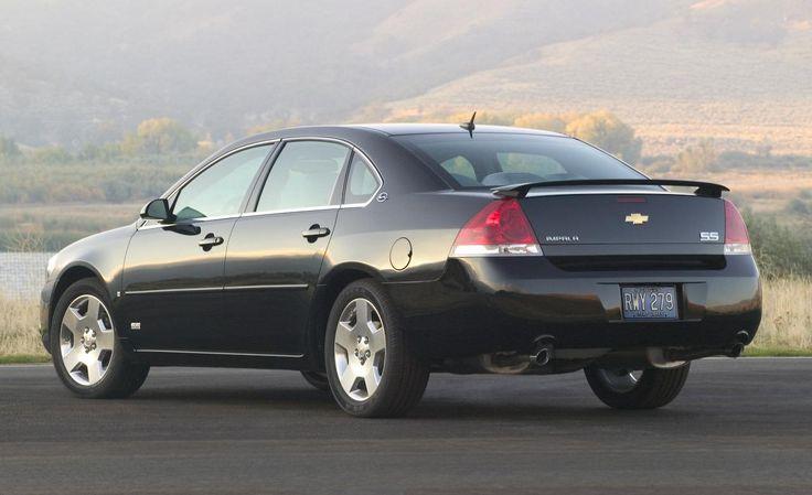 2008 impala ss - Google Search