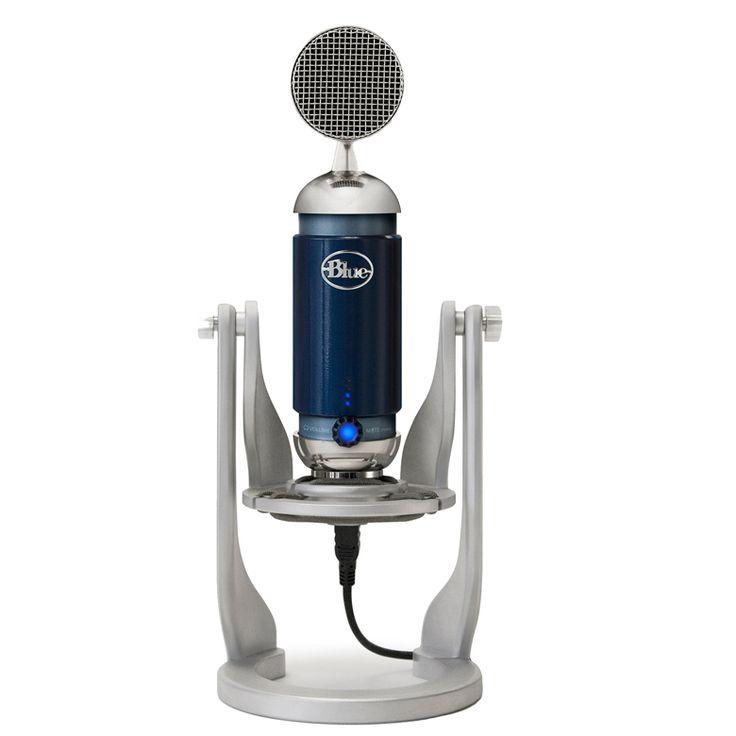 Blue Microphones Spark Digital - Lightning (USB/iPad Condenser Mic)