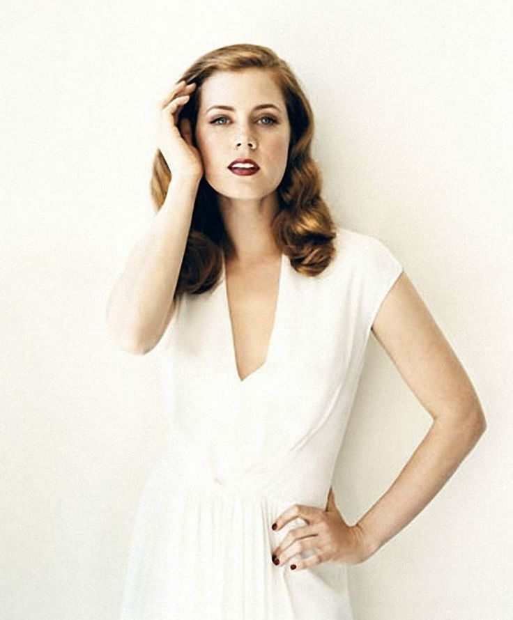 Amy Adams - if there was a career I'd like to emulate, it's hers!