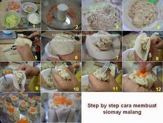 Resep dan Cara Membuat Bakso Malang & Siomay