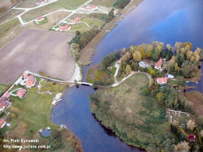 Jezioro Wulpińskie, Tomaszkowo - 11.10.2010