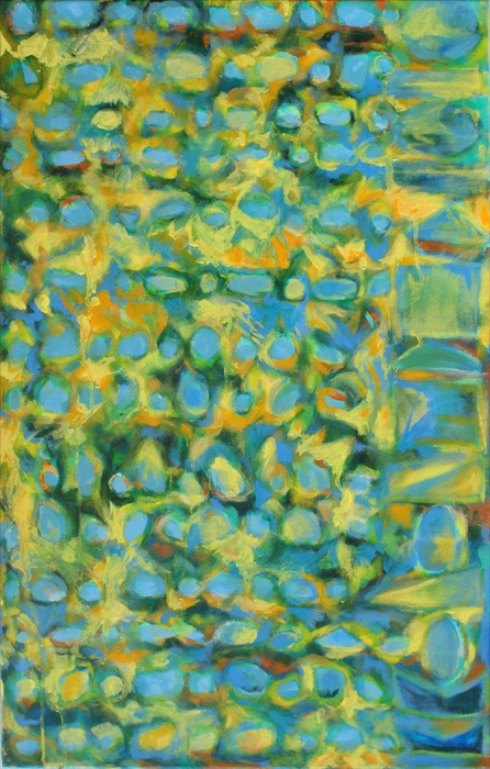 """Natasha Henderson - """"Open Sonnet 5"""" 18"""" x 28"""" For lease or purchase. www.artli.ca Lease for $65 per month"""