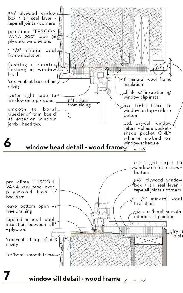 Passive House Windows Brennan Company In 2020 Passive House House Windows Window Clips
