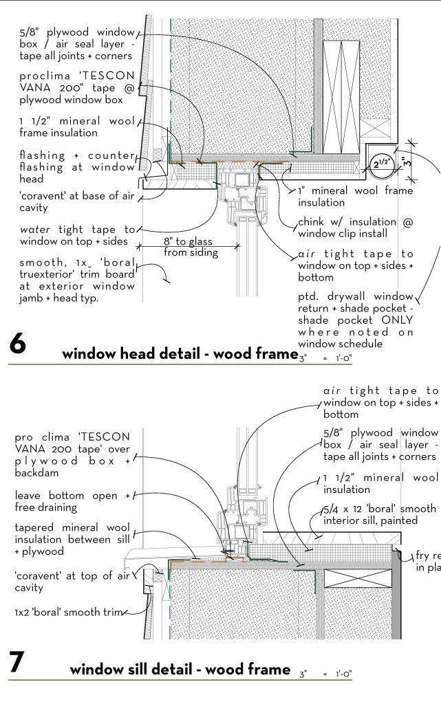 Passive House Windows Brennan Company In 2020 Passive House House Windows Window Clips
