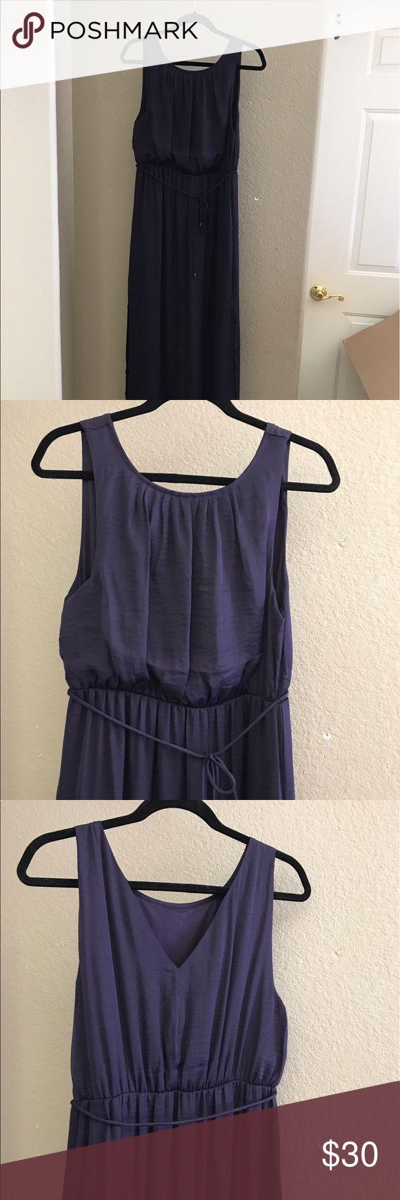 Gap Outlet dress New w/o tags, Blue Gap Outlet dress. No trades. GAP Dresses Maxi