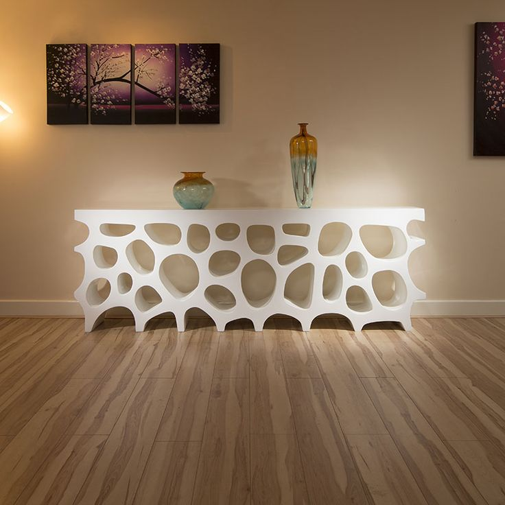 The uniquely designed sideboard by Quatropi.  Available in various sizes.