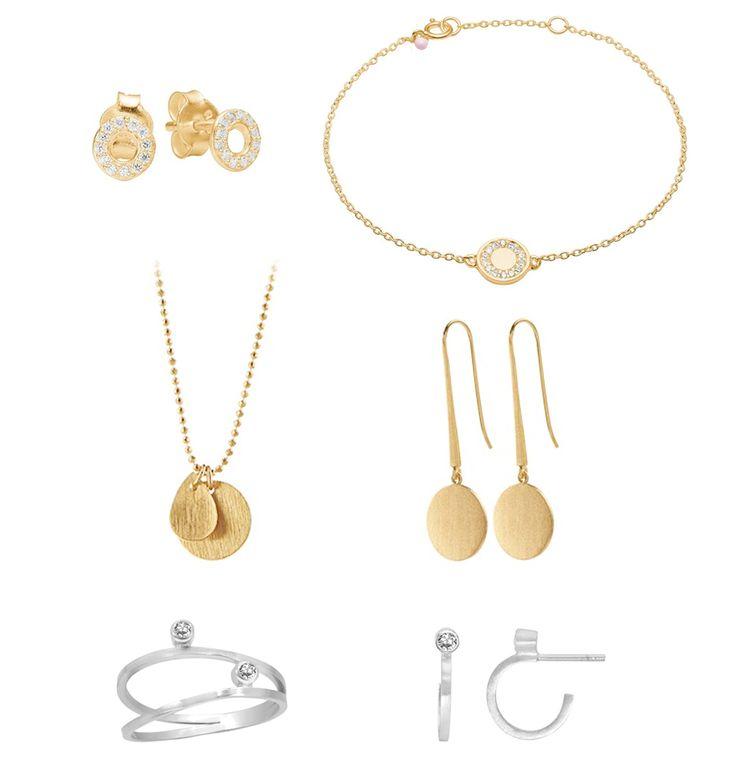 Smykker til dit fest-look #superlovelove #gaver #gaveide