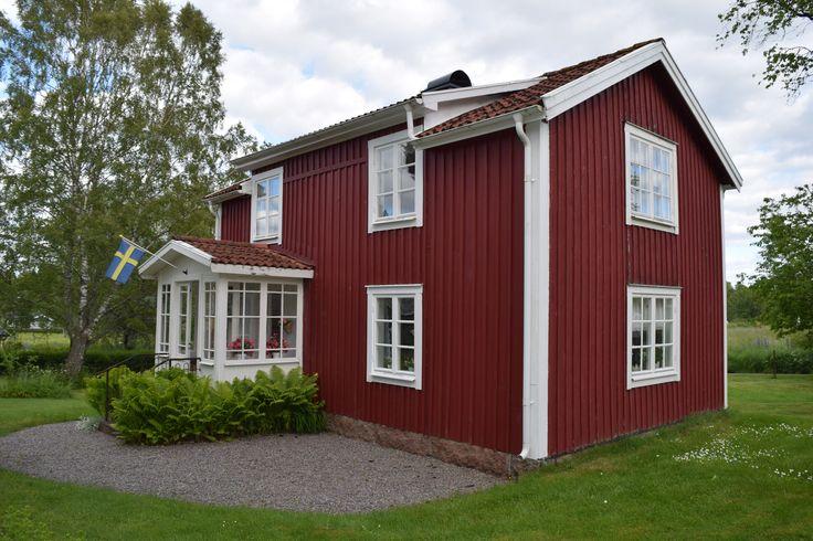 Källäng (bronweide), heerlijk huis! http://vakantiehuisinbjorkoby.wordpress.com