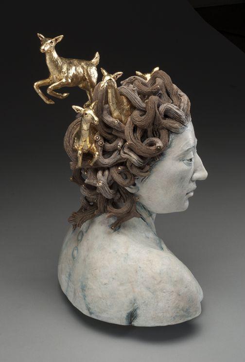 1299 Best Images About Ceramic Sculpture On Pinterest