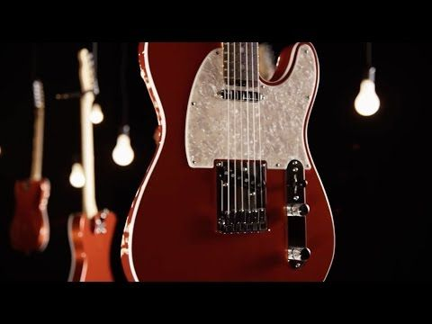 The Fender American Elite Telecaster: Built for the Pursuit  Watch as the great John 5 tests out the #FenderElite #Telecaster in this exclusive video.