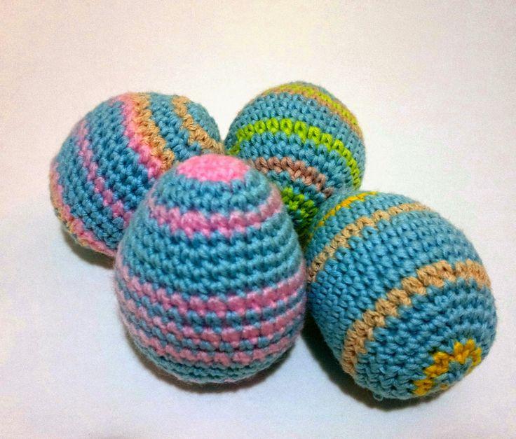 amigurumi easter egg http://plektologio.blogspot.gr/