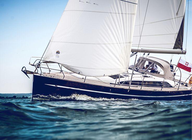 MARINA Yachting - Spokojne wody nie muszą nieść spokojnych emocji.