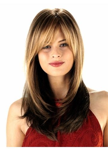 hair styles long face 1000 ideas about bangs on side 2420 | 0943229c35c6569d88da4206dc58b2d1