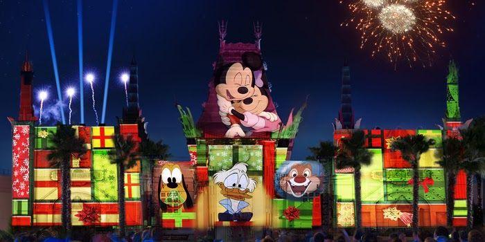 """El show nocturno totalmente nuevo """"Jingle Bell, Jingle BAM!"""" debuta en el parque temático Disney's Hollywood Studios el 14 de noviembr..."""