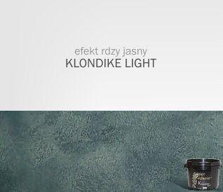 KLONDIKE LIGHT - Efekt Rdzy jasny