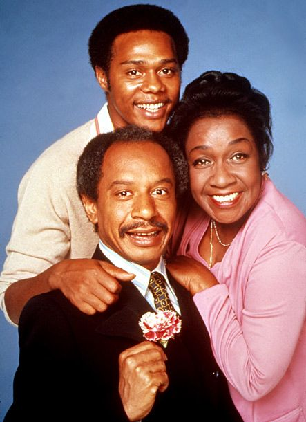 George Jefferson was the head of an African American family who move into a luxury apartment building and develop close, if occasionally fractious, relationships with other tenants.