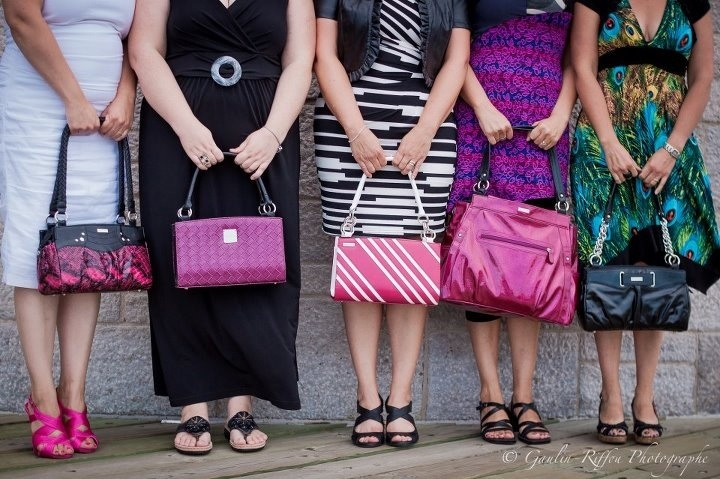 Photo creds Magalí ;) www.facebook.com/shellshockpurses