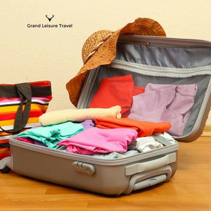 #TravelTips:  Just thinking about packing can be stressful when you are planning a trip, but the best thing to do is pack the bare minimum because you can always buy it once there!  www.grandleisuretravel.com/  #pennsylvania #homesforsale #foreverhome #island #paradise #globe #earth #bestview #bestdestination #beautifuldestinations #vacation #holiday #traveltheworld #vacationtime #fun #mountain  #travel #travellingthroughtheworld #travelgram #traveller #travelphotography #traveltips…