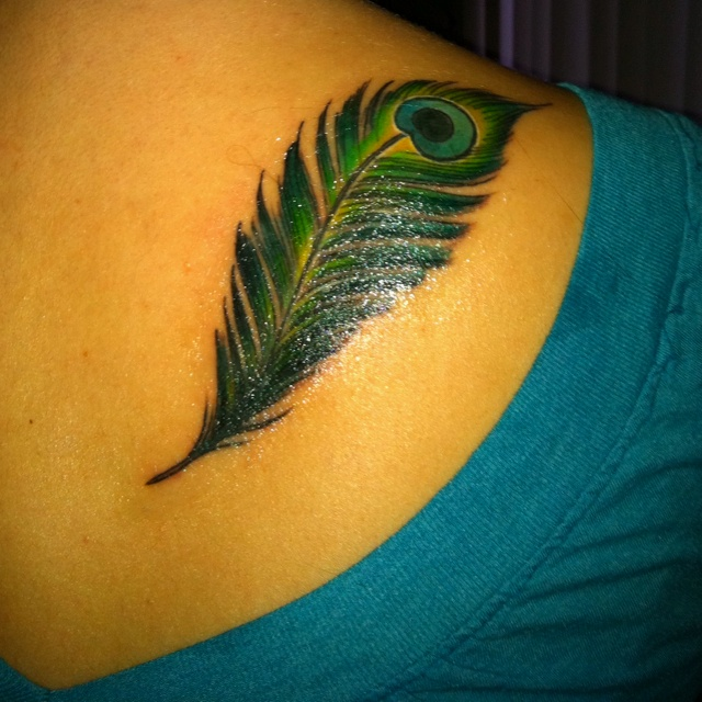Tattoo Ideas Peacock: 25+ Best Ideas About Peacock Feather Tattoo On Pinterest