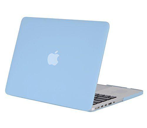 MOSISO Coque Rigide MacBook Pro Retina 13 Pouces – Ultra Slim Étui Housse en Plastique Snap pour MacBook Pro 13 Pouces avec écran Retina…