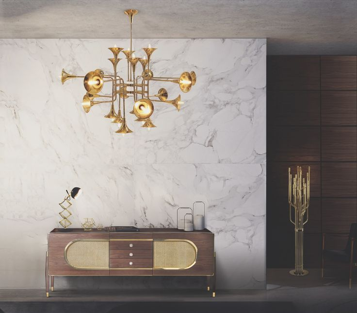 Create a luxurious and unique decorations for your interior.