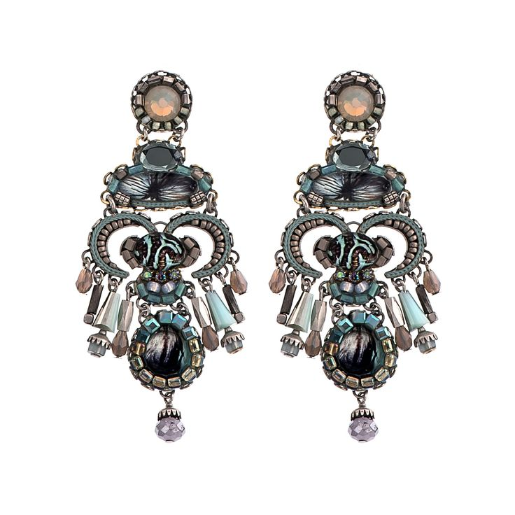 Clearwater Earrings Ayala Bar Classic Collection Summer 2016