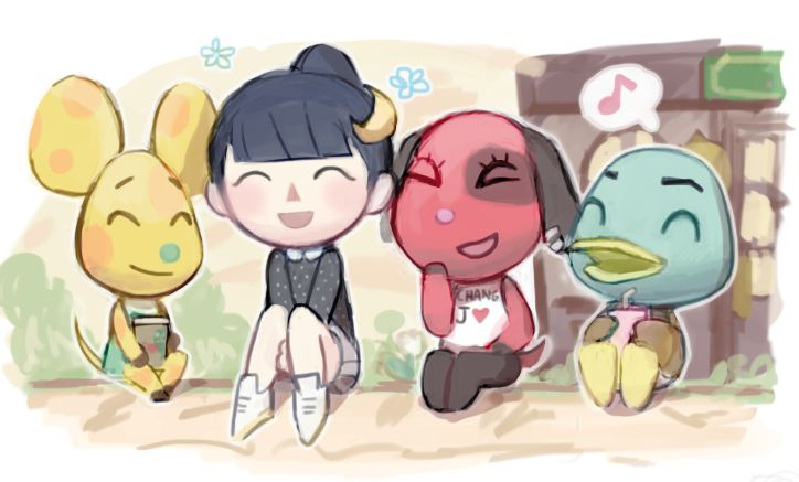 14++ How to become best friends on animal crossing ideas