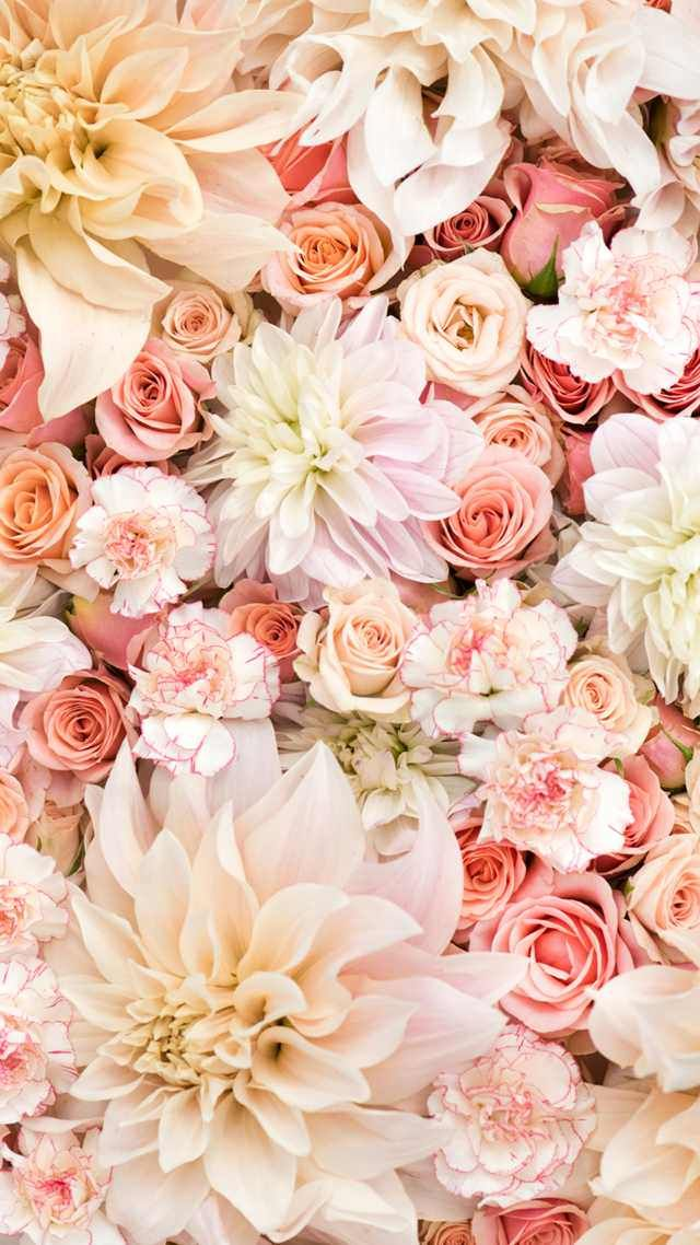 The Magic Of The Internet Floral Wallpaper Iphone Pretty Wallpaper Iphone Flower Wallpaper