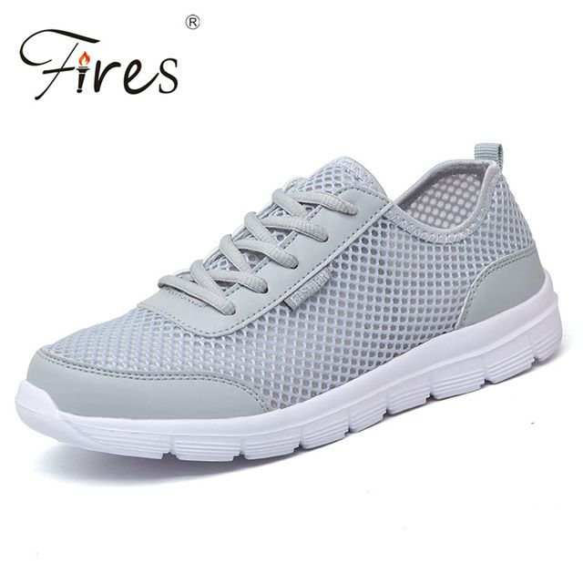 Womens Casual sport shoes Athletic Running Sneakers Lightweight Breathable Flats