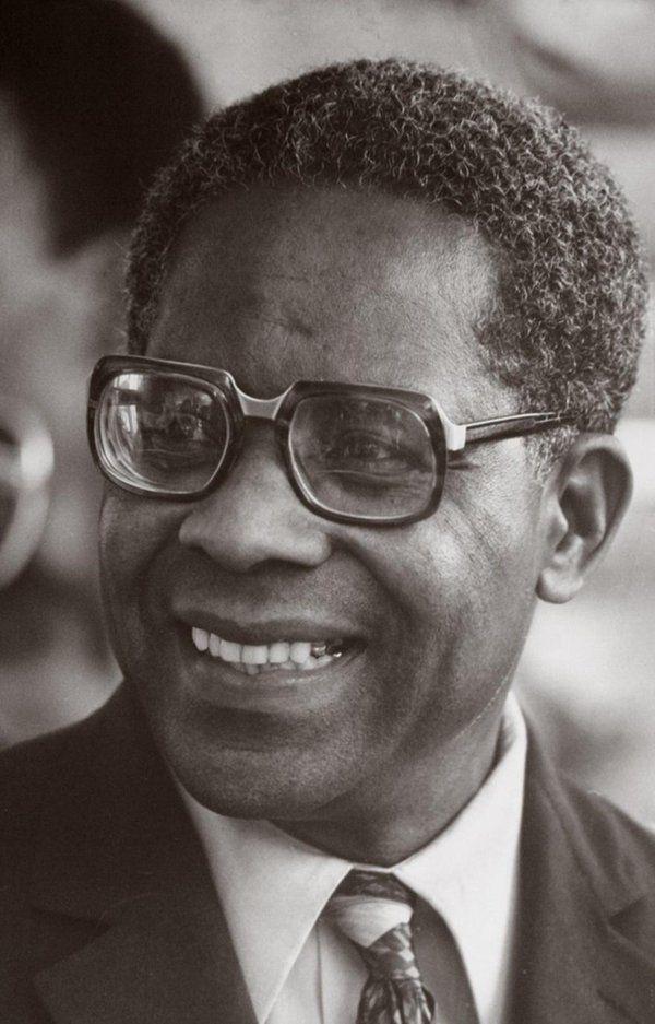 Aimé Césaire (1913-1980) Martinique #Caribbean poet/author, a founder of #Négritude movement. Francophone literature.