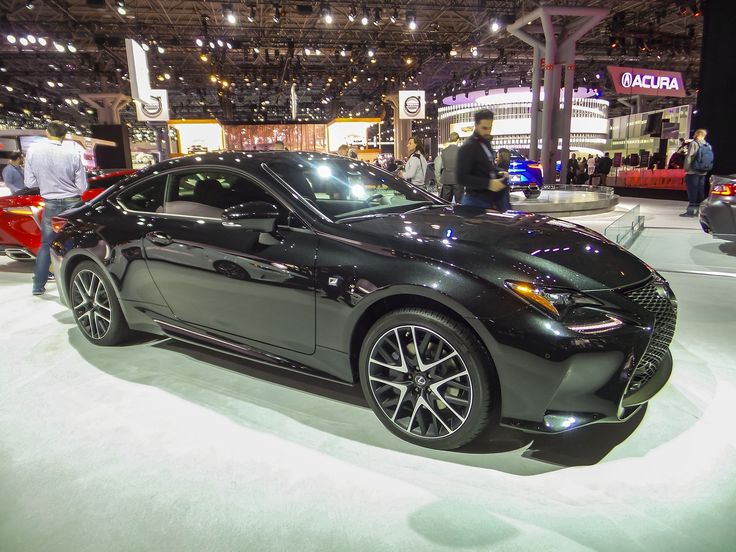 2019 Lexus Rc F Concept, Redesign and Review Lexus sport